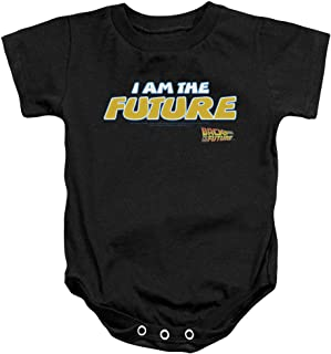 Back to The Future Graphic Baby Onesie Bodysuit