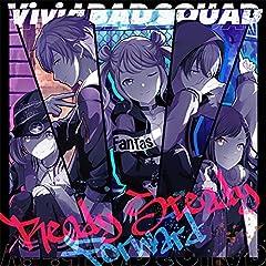 Vivid BAD SQUAD「Forward」のCDジャケット