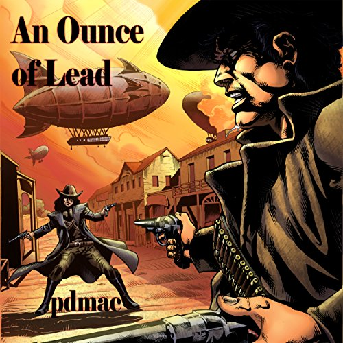 An Ounce of Lead audiobook cover art