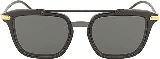 Ray-Ban Men's 0DG4327 Sunglasses, Black, 45