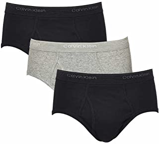 Calvin Klein Men's Three-Pack Classic Briefs