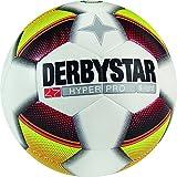 Derbystar Hyper Pro 1022500153 S-Light, 5, Blanc/Jaune/Rouge