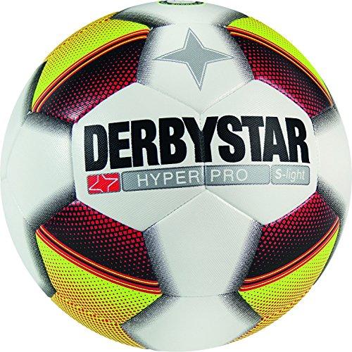 Derbystar Hyper Pro S-Light, 3, weiß gelb rot, 1022300153
