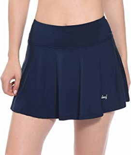 Best navy tennis skirt Reviews