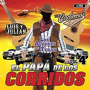 El Papa De Los Corridos, Vol. 4