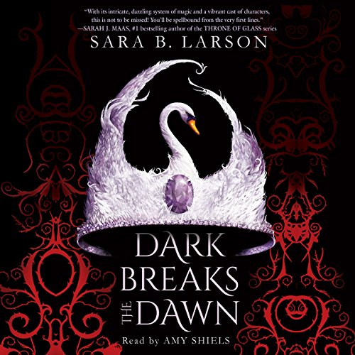 Dark Breaks the Dawn audiobook cover art