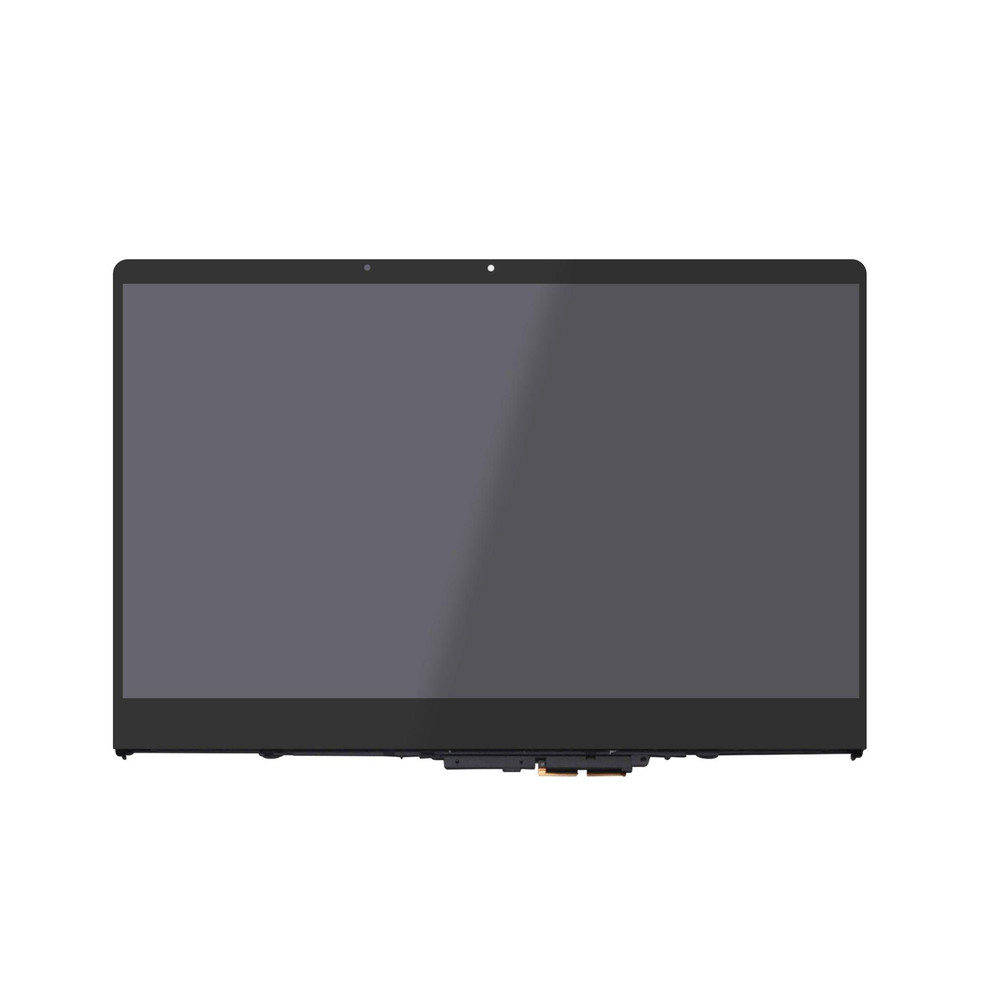 LCDOLED® 15,6 pulgadas, Full HD, 1080p, n156hca-ea1 LED LCD pantalla Touch pantalla digitalizador Asamblea + bisel para Lenovo Yoga 710 – 15ISK 80u0 (P/N: 5td50 K85364 5d10 K81093): Amazon.es: Electrónica