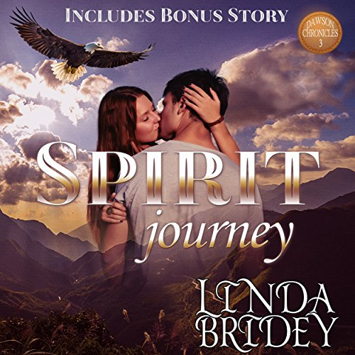 Spirit Journey audiobook cover art