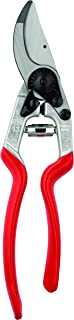 Felco Pruning Shears (F 13) - High Performance Swiss Made One-Hand or Two-Hand Garden Pruner with Steel Blade