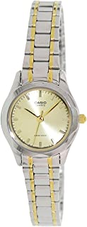 Casio General Ladies Watches Metal Fashion LTP-1275SG-9ADF - WW