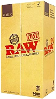 Best raw cones bulk Reviews