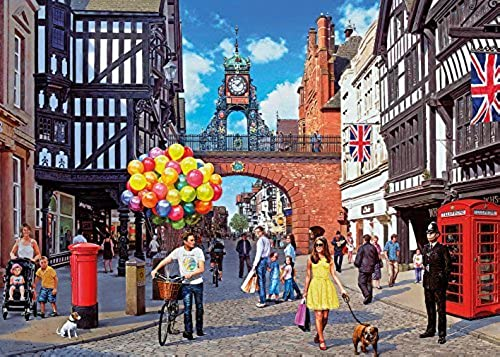 Gibsons Chester Jigsaw Puzzle (1000-Piece) by Gibsons