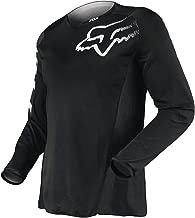 Fox Racing Blackout Motocross OffroadJersey Black 2X