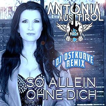 So allein ohne dich (DJ Ostkurve Remix)