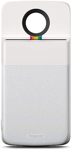wholesale Moto Mod for Moto Z phones- lowest Polaroid lowest Insta-Share Printer - White - PG38C02062 outlet sale