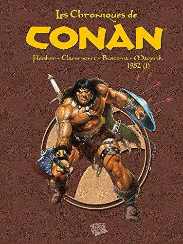 Les chroniques de Conan t13: 1982 (I)
