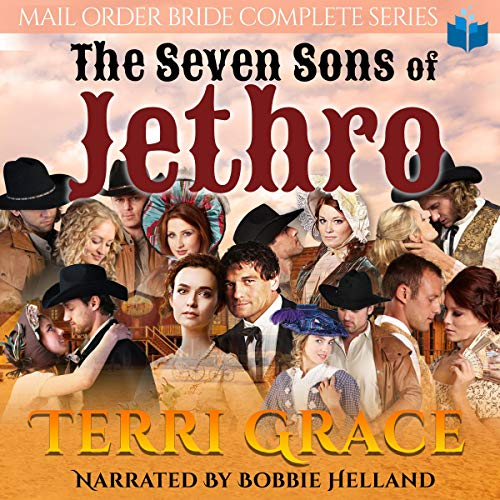 The Seven Sons of Jethro cover art