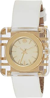 Tory Burch Casual Watch For Women Analog Leather - TRB3002