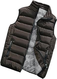 Très Facile-Matelassée Veste D/'Hiver Transition Veste d/'hiver gilet automne