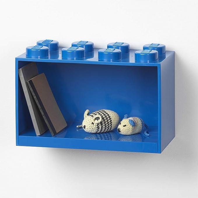 Room Copenhagen 41151735 /Étag/ère Brique 8 Boutons Lego Blanc