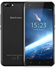 Blackview A7 GSM Cell Phone Unlocked,Rugged Smartphone Dual Samsung Rear Cameras,8GB ROM Android 7.0,5.0