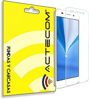 actecom® Protector Pantalla para Huawei Y6 II 2016 Cristal