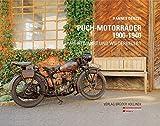 PUCH-Motorräder 1900-1940: aufbewahrt und wiederbelebt
