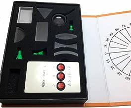 Optic Prism - Kit de prisma convexo lente espejo cóncavo estudiante