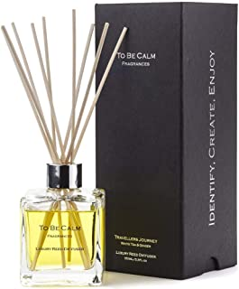 To Be Calm Traveler's Journey Reed Diffuser