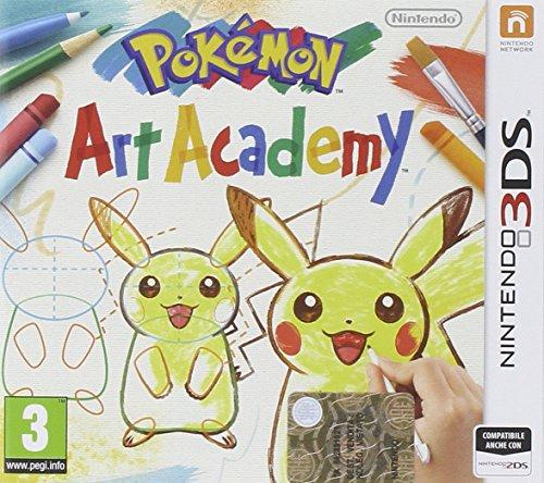 Nintendo Sw 3DS 2227049 Pokémon Art Academy