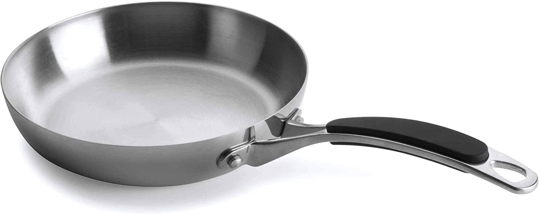 Lacor - 53720 - Sartén Trimetal 20 cm Inox.
