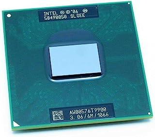 انتل T9900 موبايل وحدة المعالجة المركزية كور 2 ثنائي 3.06 جيجا FSB1066 6M UFCPGA8 حزمة مقبس P