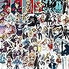 NININI 仮面ライダー 日本アニメ ステッカー 家具 壁 机 椅子 おもちゃ 車 トランク テレビ ギター バイク