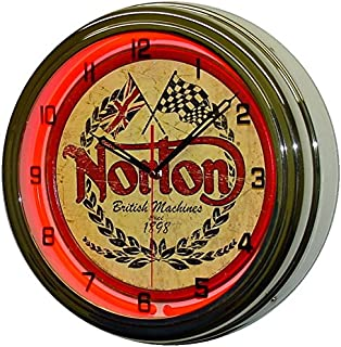 NORTON British Machines Motorcycles 15