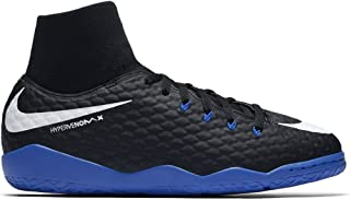 Nike Jr. Hypervenomx Phelon III Dynamic Fit (IC) Indoor Soccer Shoes