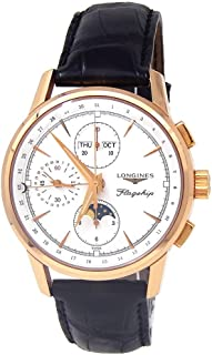 Longines Flagship Automatic-self-Wind Male Watch L4.792.8.77.2 (Certified Pre-Owned)