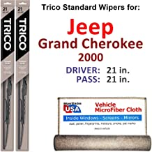 Best 2000 grand cherokee wiper size Reviews
