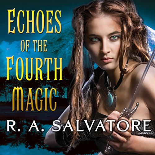 Echoes of the Fourth Magic audiobook cover art