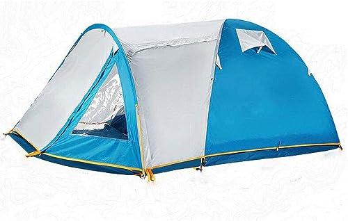 Outing Udstyr, Tente de Camping Portable Pour 2-3 Personnes Unisexes Convenant Aux Indispensables Voyages de Trois Saisons, Kejing Miao, 6.31E + 09