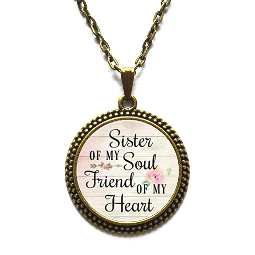 Ni36uo0qitian0ozaap New Soul Sister My Soul Sister Charm Glass Necklace,Inspiration Necklace,Soul Sister Jewelry,Soul Sister,TAP205