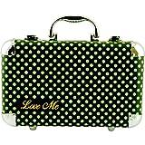Gloss - caja de maquillaje, caja de regalo para mujeres - 62pcs Bastante Belleza del vintage Caso