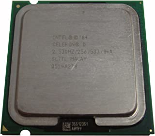 Intel Celeron D 325J 2.53GHz 533MHz 256KB Socket 775 CPU
