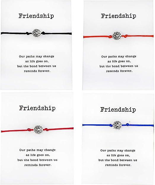 2. Pinky Promise Bracelets