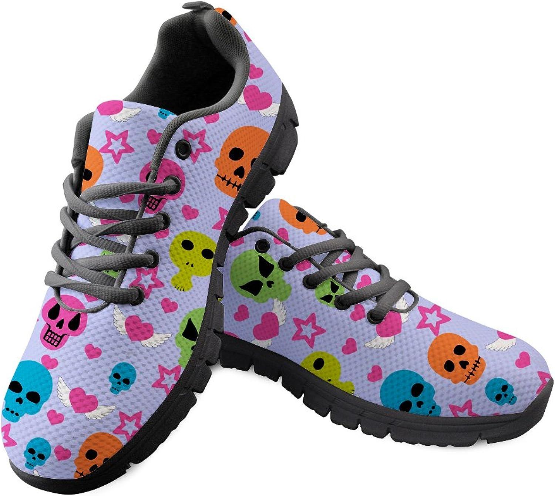 DeePrint Fashion Running Sport Men Tennis Sneakers shoes Ladies Casual shoes