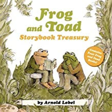 Frog and Toad Storybook Treasury by Lobel, Arnold (2013) Hardcover