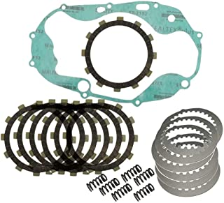 Heavy Duty Clutch Kit with Springs and Clutch Cover Gasket For Yamaha BANSHEE 350 1987–2006