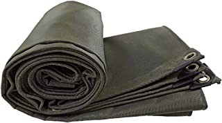 Tarps Shade Sails Rainproof Cloth Sunscreen Tarpaulin Thicken Rain Cloth Wear Resistant Canvas Lorry Linoleum Outdoor,2 * ...