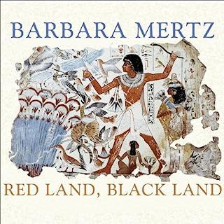 Red Land, Black Land audiobook cover art