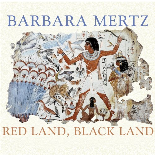 Red Land, Black Land audiobook cover art