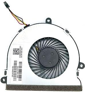 YUNDIAN CPU Cooling Fan for HP 15-AC 15-AY 15- BA 15-BD 15-BS 15-AF 250 G4 G5 TPN-C125 C126 Cooler Fan 813946-001 DC28000GAR0